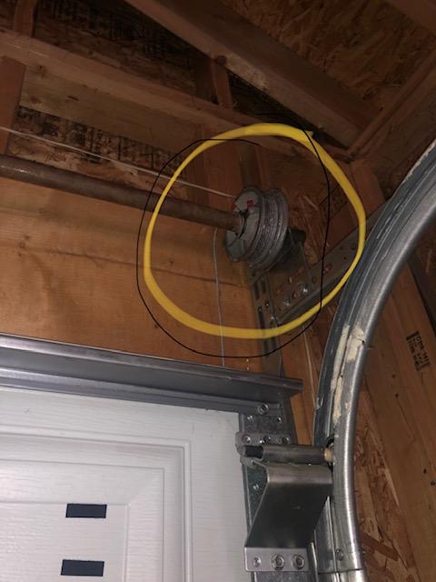 Garage Door Repair Cables Chicago